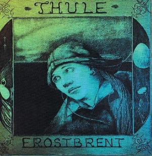 Thule - Frostbrent  CD (album) cover