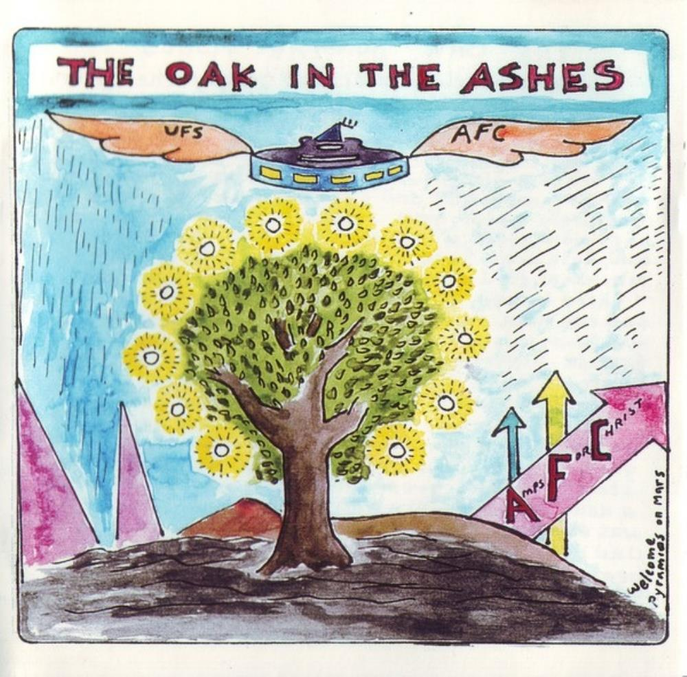 Amps For Christ The Oak In The Ashes album cover
