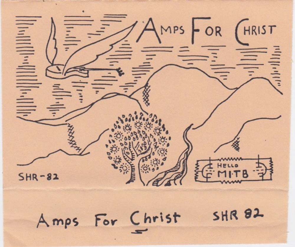 The Plains Of Alluvial by AMPS FOR CHRIST album cover