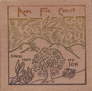 Amps For Christ Songs From Mt. Ion album cover