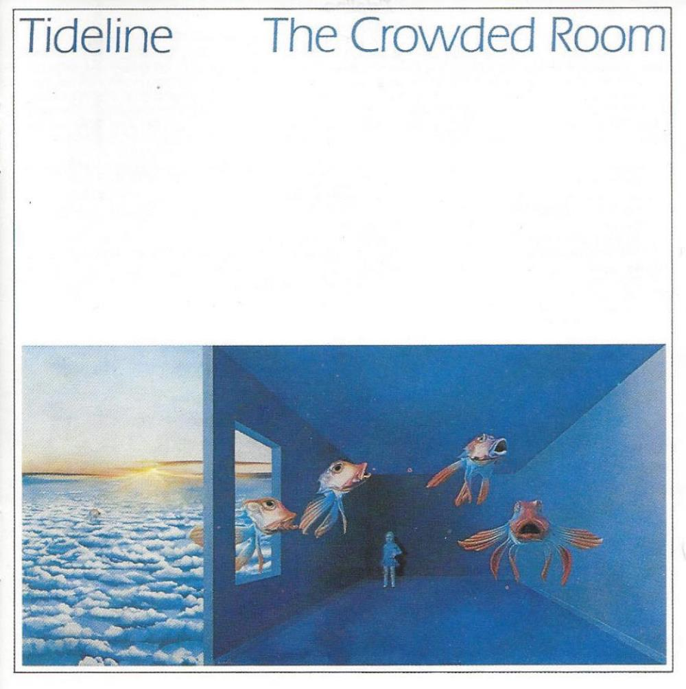 The Crowded Room by TIDELINE album cover