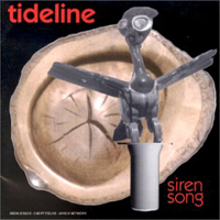 Tideline Siren Song album cover