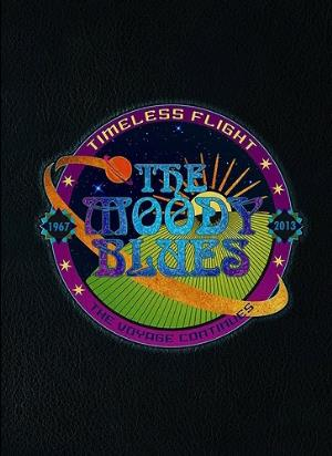 Timeless Flight by MOODY BLUES, THE album cover