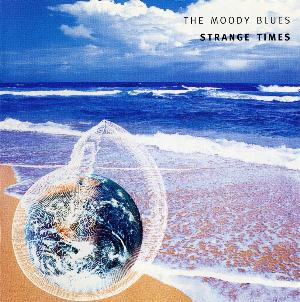 The Moody Blues Strange Times  album cover