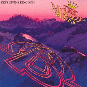 The Moody Blues - Keys Of The Kingdom CD (album) cover