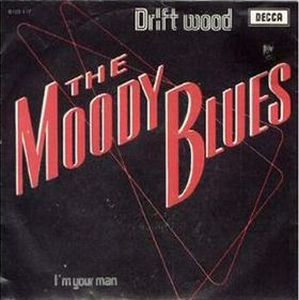 The Moody Blues Driftwood album cover