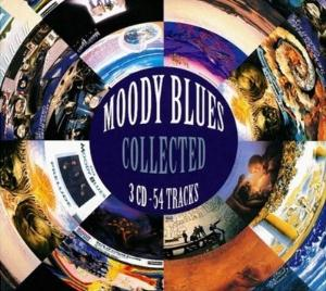 The Moody Blues - Moody Blues Collected CD (album) cover