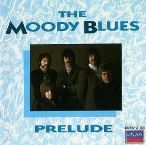 The Moody Blues - Prelude CD (album) cover