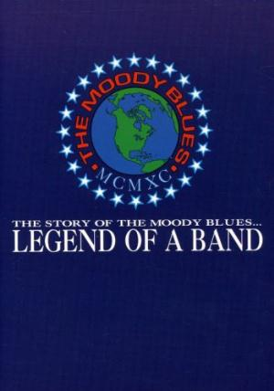 The Moody Blues - Legend of a Band CD (album) cover