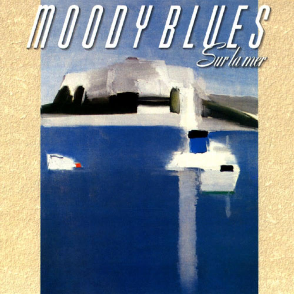 The Moody Blues - Sur La Mer CD (album) cover