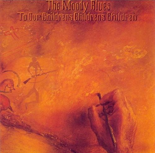 The Moody Blues - To Our Children's Children's Children CD (album) cover
