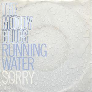 The Moody Blues Running Water album cover