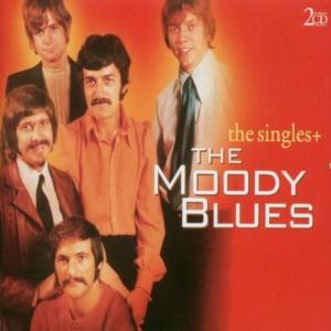 The Moody Blues The Singles + album cover