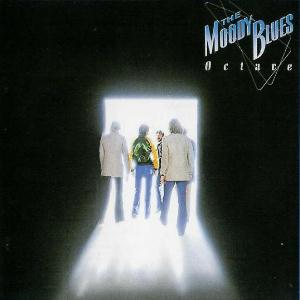 The Moody Blues - Octave CD (album) cover