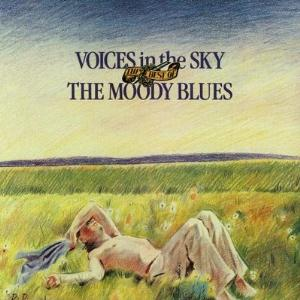 The Moody Blues - Voices In The Sky - The best of The Moody Blues CD (album) cover