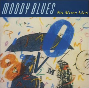 The Moody Blues No More Lies album cover