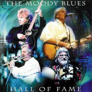 The Moody Blues - Hall of Fame - Live at the Royal Albert Hall 2000  CD (album) cover