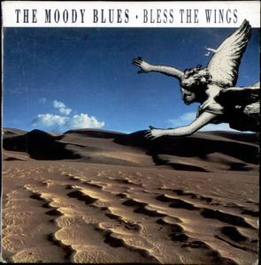 The Moody Blues - Bless The Wings CD (album) cover