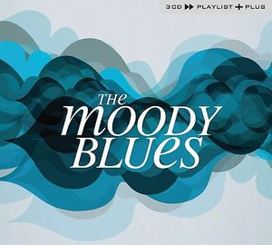 The Moody Blues Playlist Plus album cover