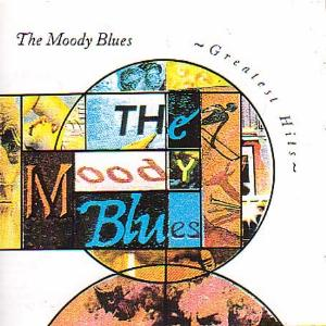 The Moody Blues - Greatest Hits CD (album) cover