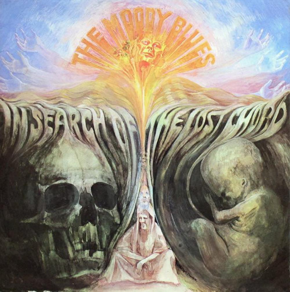 The Moody Blues In Search Of The Lost Chord album cover