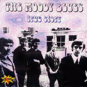 The Moody Blues True Story album cover