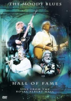 The Moody Blues - Hall Of Fame CD (album) cover