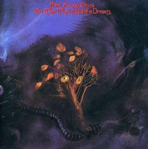The Moody Blues - On The Threshold Of A Dream  CD (album) cover