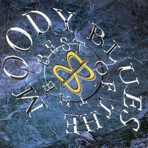 The Moody Blues - The Best Of Moody Blues CD (album) cover