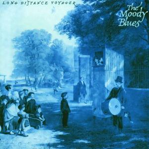 The Moody Blues Long Distance Voyager album cover