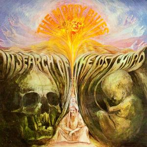 The Moody Blues - In Search of the Lost Chord CD (album) cover