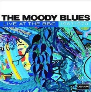 Live At The BBC: 1967 - 1970 by MOODY BLUES, THE album cover