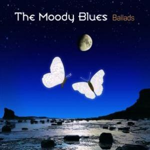 The Moody Blues Ballads album cover