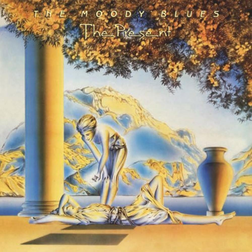The Moody Blues - The Present  CD (album) cover
