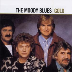 The Moody Blues - Gold CD (album) cover