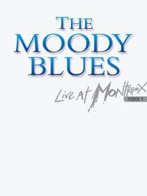 The Moody Blues Live at Montreux 1991 album cover
