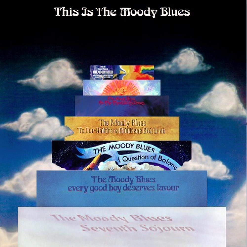The Moody Blues This Is The Moody Blues  album cover