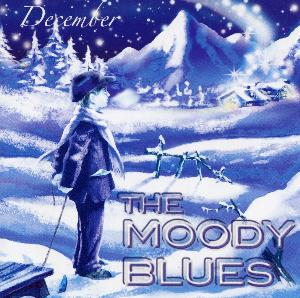 The Moody Blues - December CD (album) cover