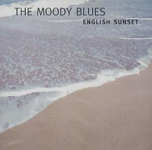 The Moody Blues English Sunset album cover