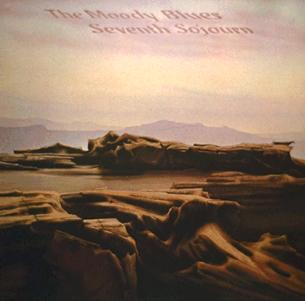 The Moody Blues - Seventh Sojourn CD (album) cover