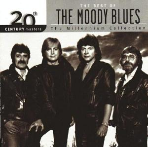The Moody Blues The Best of Moody Blues - 20th Century Masters album cover