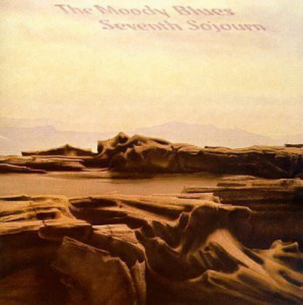 The Moody Blues Seventh Sojourn album cover