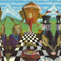 Colours & Lights by INSTANT FLIGHT album cover