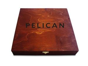 Pelican The Wooden Box album cover