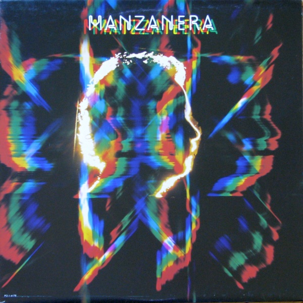 Phil Manzanera - K-scope CD (album) cover