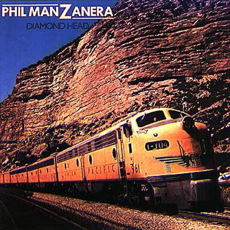 Phil Manzanera - Diamond Head CD (album) cover