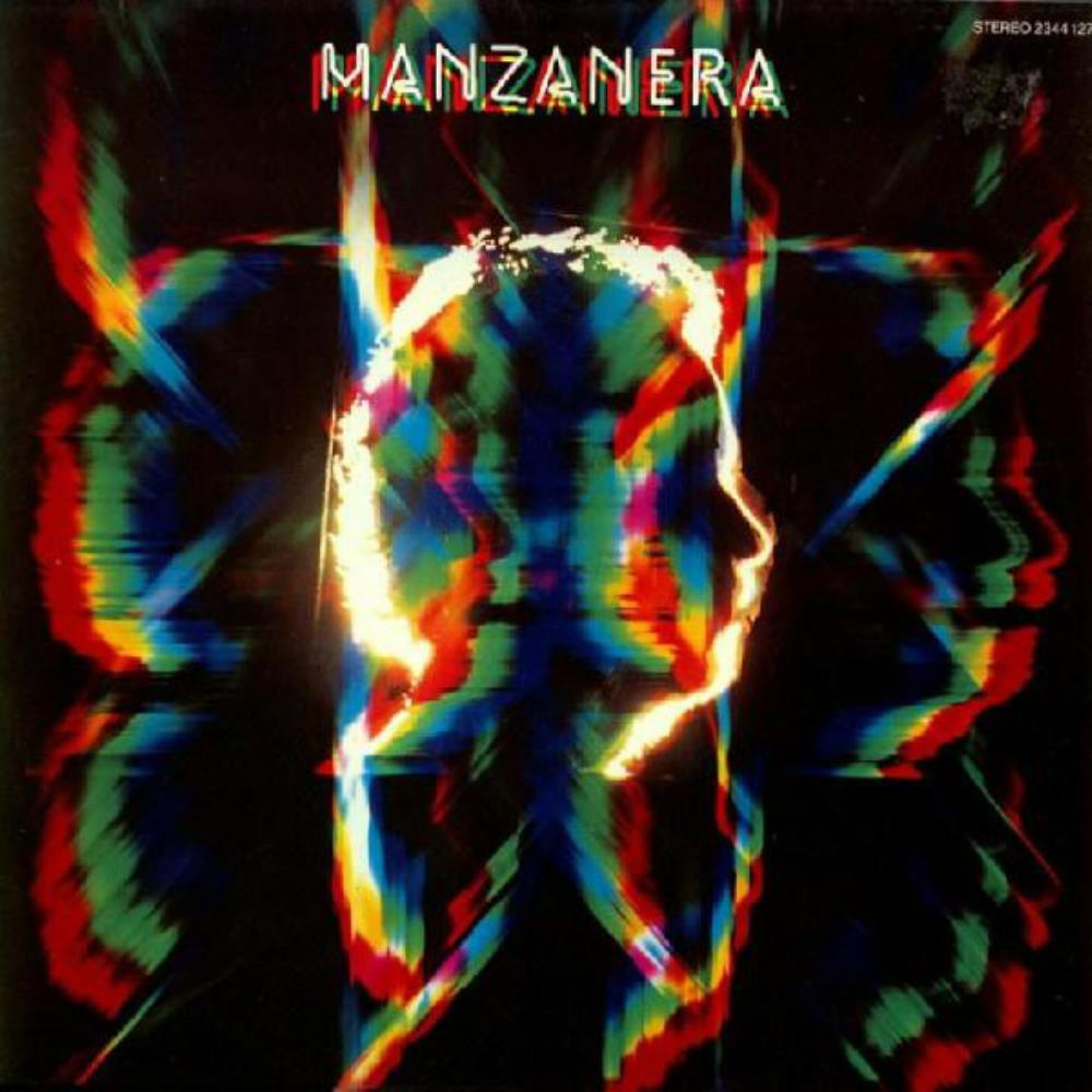 Phil Manzanera K-Scope album cover