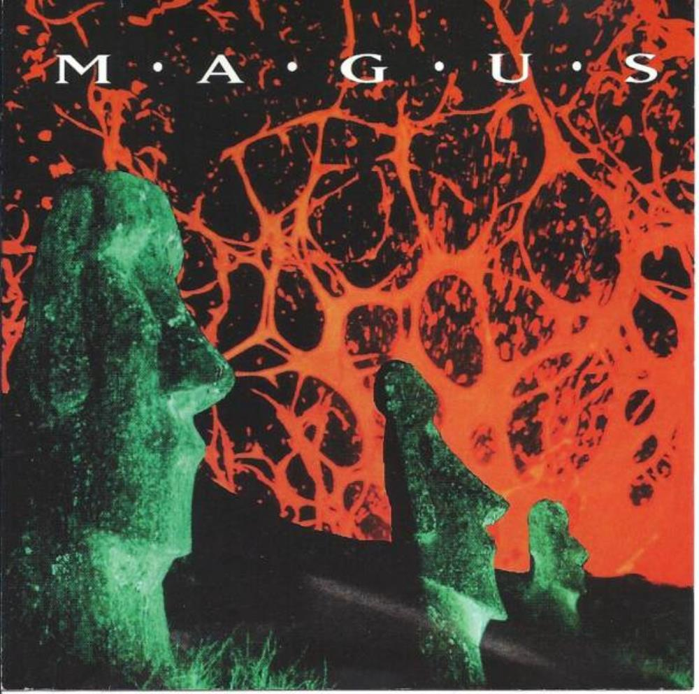 Magus by MAGUS / THE WINTER TREE album cover