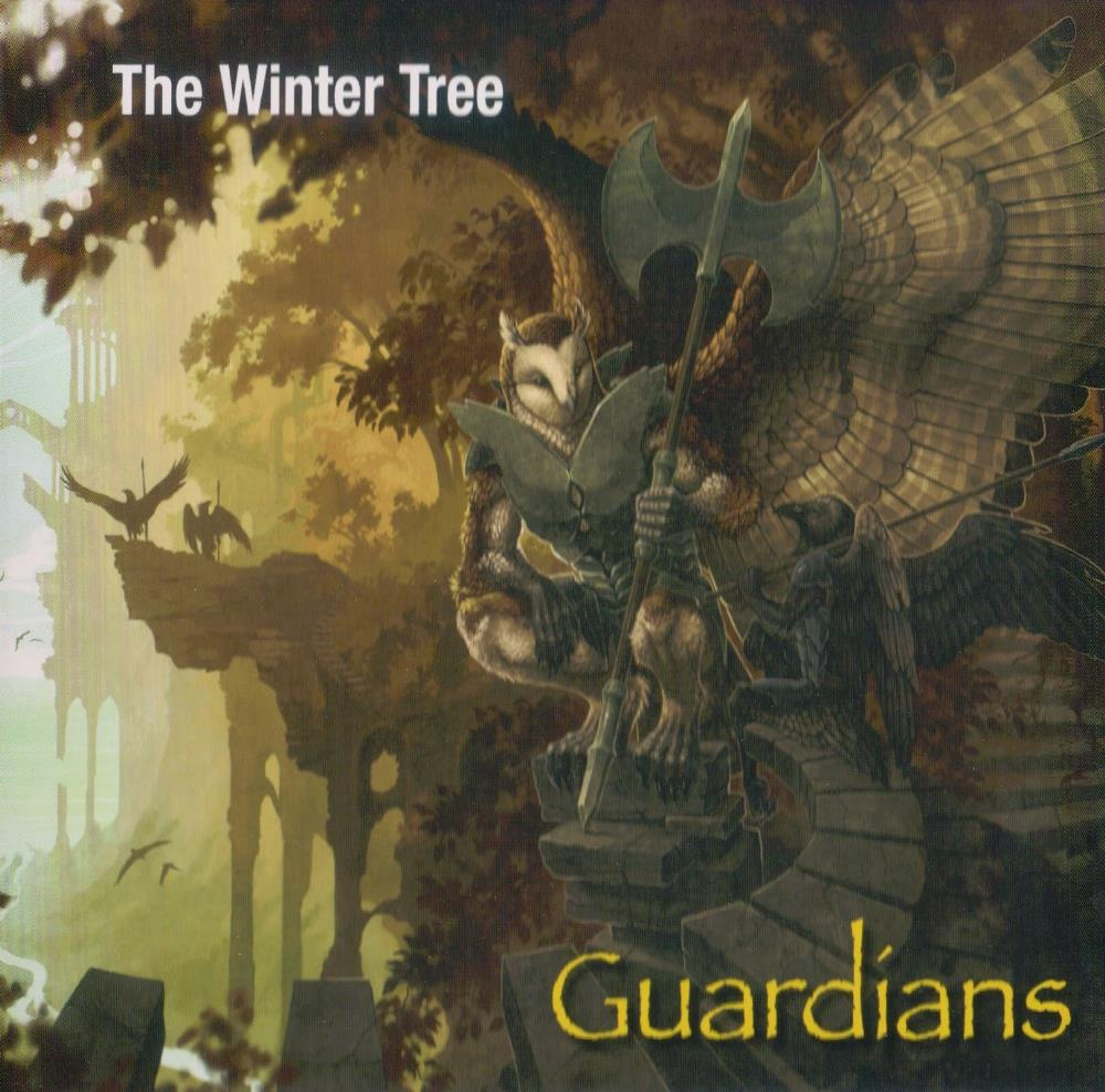 Magus / The Winter Tree - Guardians CD (album) cover