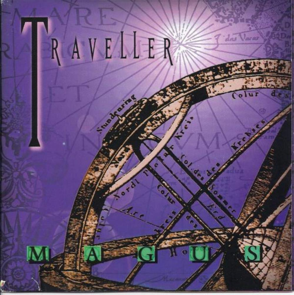 Magus / The Winter Tree - Traveller CD (album) cover